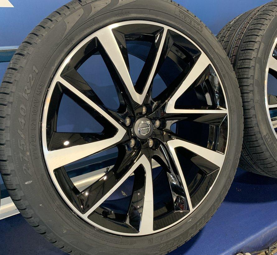 Volvo NIEUWE 21 inch velgen + zomerbanden XC90 2015-
