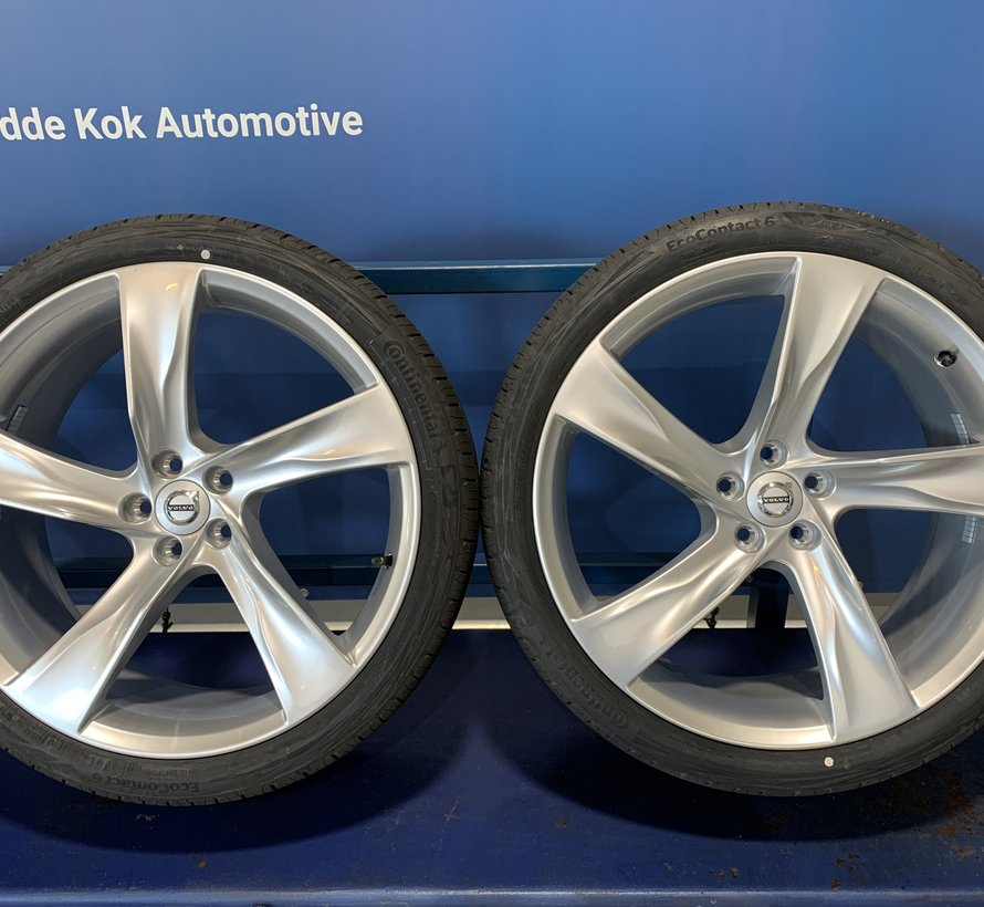 Volvo NIEUWE 21 inch velgen + Zomerbanden V90 / S90