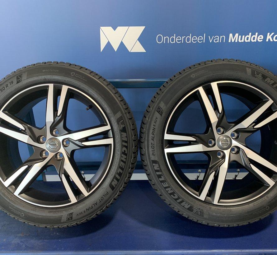 Volvo NIEUWE 19 inch R-design velgen + winterbanden XC 40 V90CC