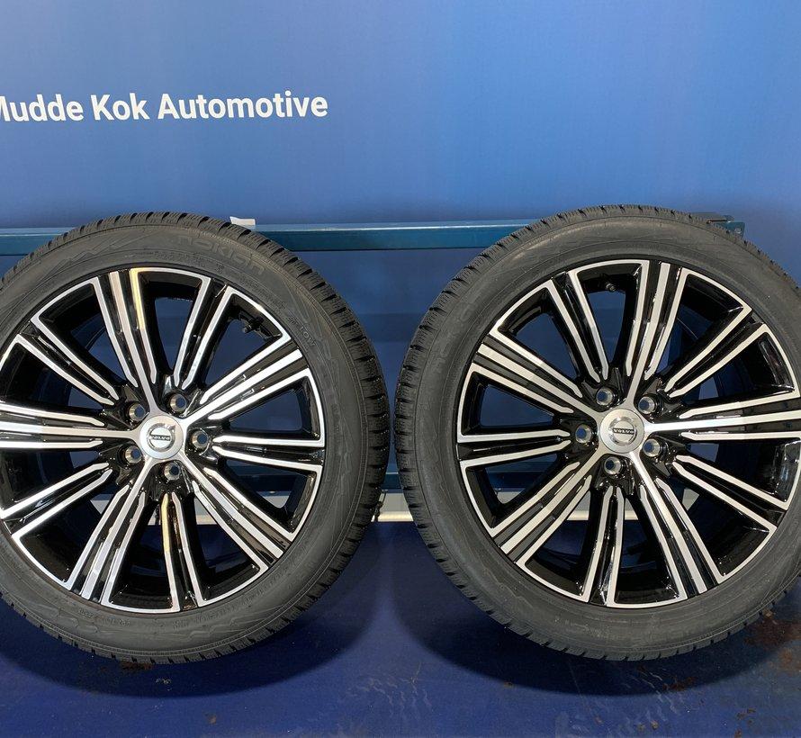 Volvo NIEUWE 18 inch velgen + winterbanden V60 / S60 2018-