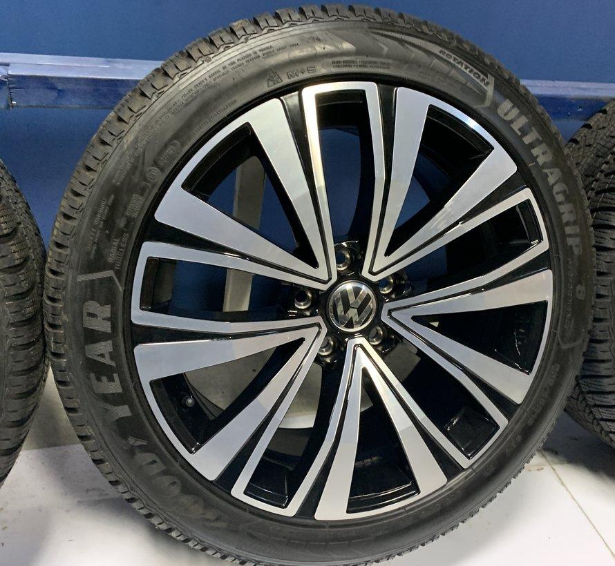 Volkswagen 18 inch Muscat velgen + winterbanden ARTEON