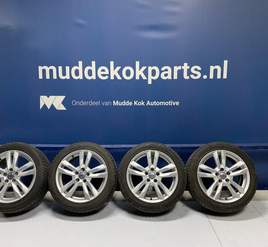 Volvo 17 inch Njord velgen + winterbanden V60 PHI/D6