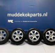 Volvo Volvo 17 inch Segin velgen + winterbanden XC60 l tot 2017