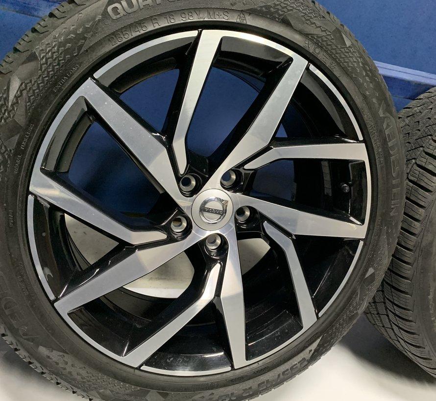 Volvo 18 inch velgen + Allseason banden V60 / S60 2018 -