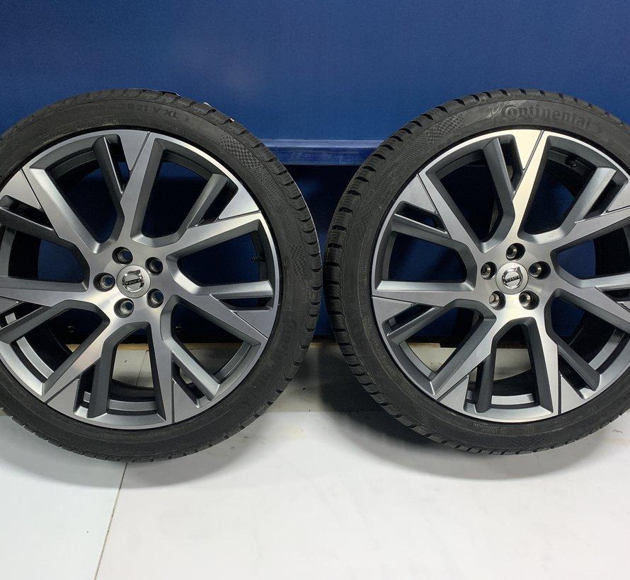 Volvo NIEUWE 21 inch velgen + winterbanden V90 CC XC40
