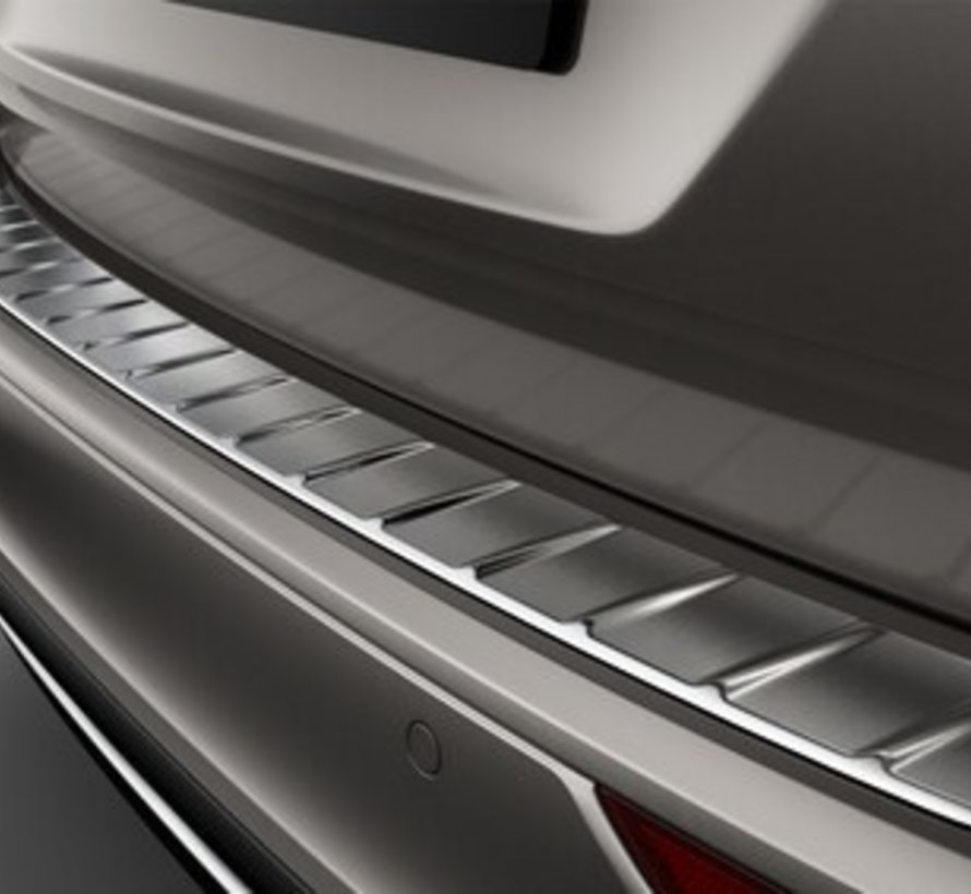 Bumperafdekking Volvo V60 (CC) vanaf 2018
