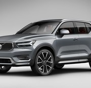 Volvo XC40  2018/19/20 Exterieur Styling Kit
