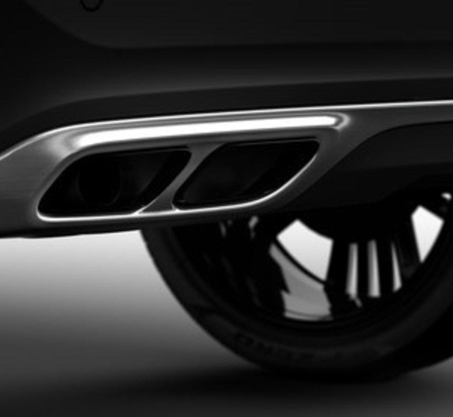XC40 D4 FWD 2018/19/20 Exterieur Styling Kit