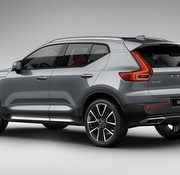 Volvo XC40 D4 AWD 2018/19/20 Exterieur Styling Kit