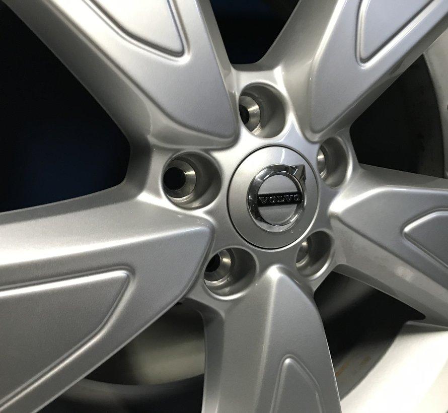 Volvo 17 inch 5 spaak velgen + zomerbanden XC40 (T3 T2 D3)