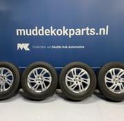 Volvo Volvo 17 inch Valder velgen + winterbanden XC 60 l tot 2016