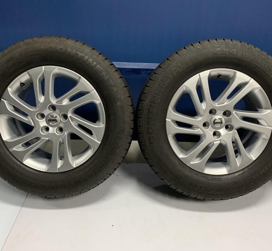Volvo 17 inch Valder velgen + winterbanden XC 60 l tot 2016