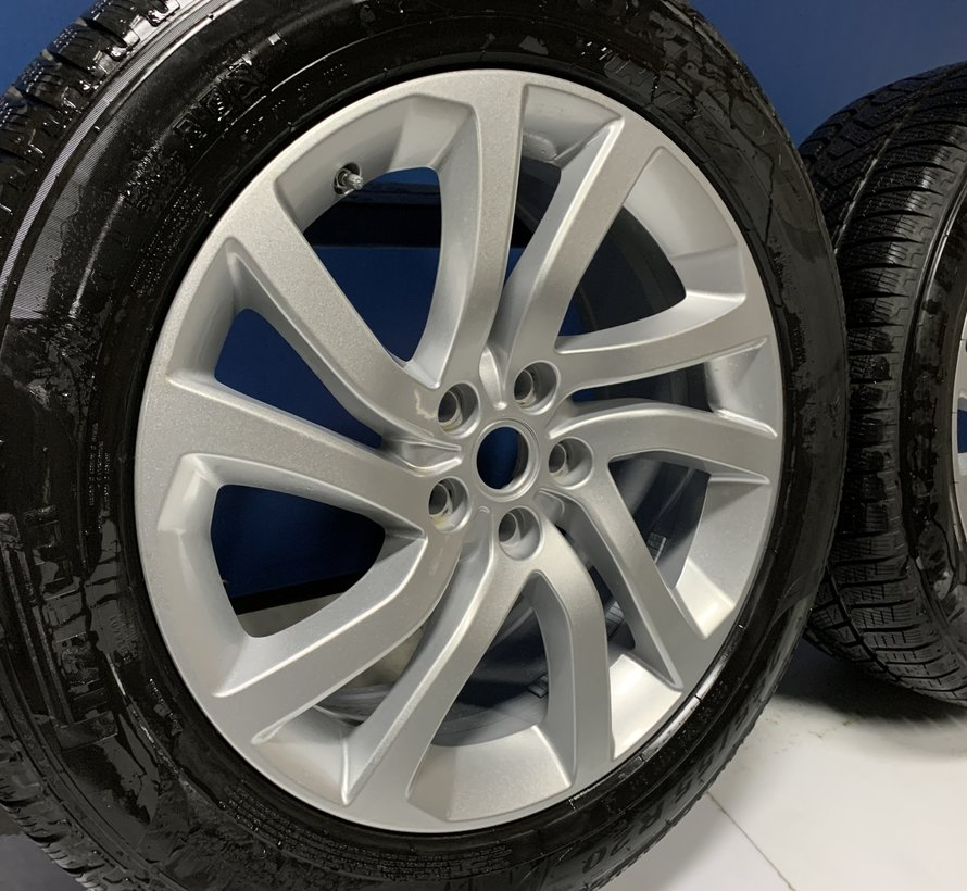 Land Rover 20 inch velgen (5011) + winterbanden Discovery 2017-
