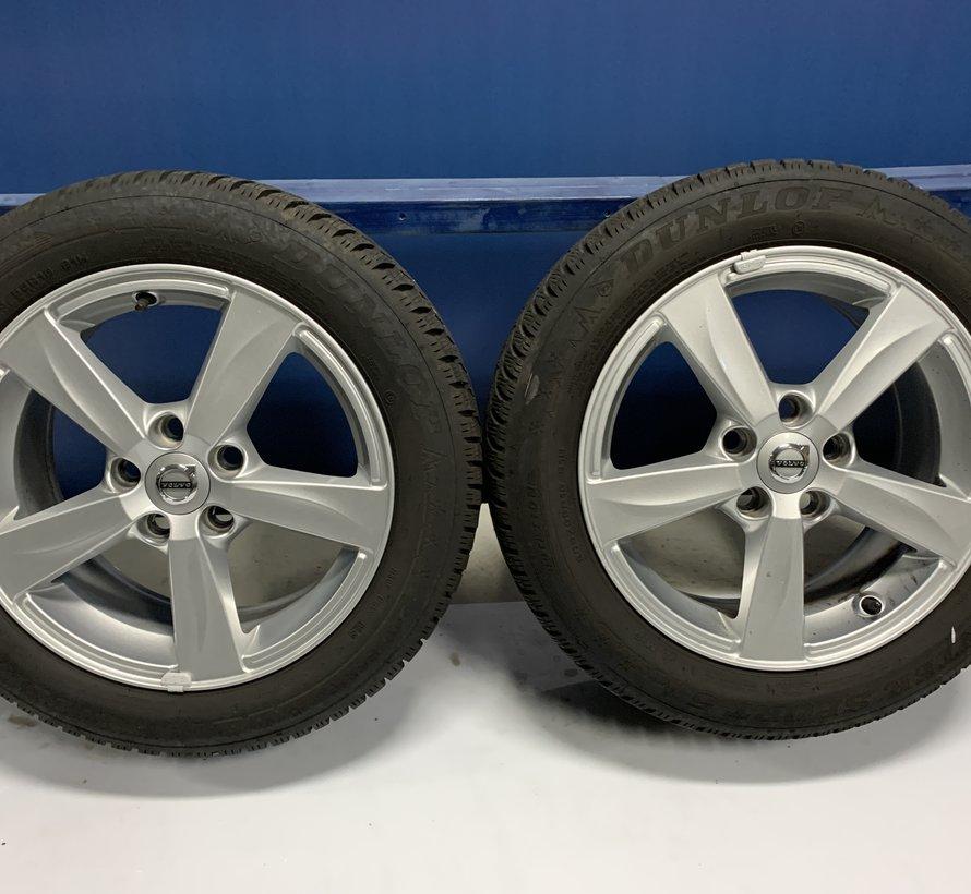 Volvo 16 inch Matres velgen + Winterbanden V40 ll vanaf 2012
