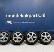 Volvo Volvo 16 inch Matres velgen + Winterbanden V40 ll vanaf 2012