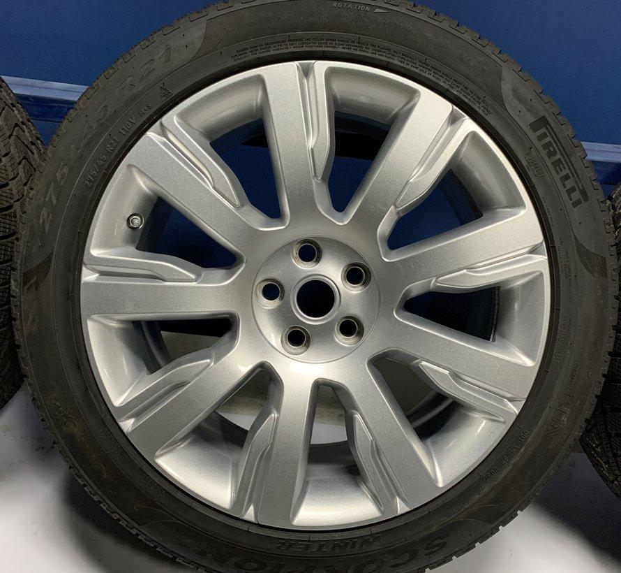 Land Rover Range Rover 21 inch  10 SPAKEN, 'STYLE 1001 velgen + winterbanden