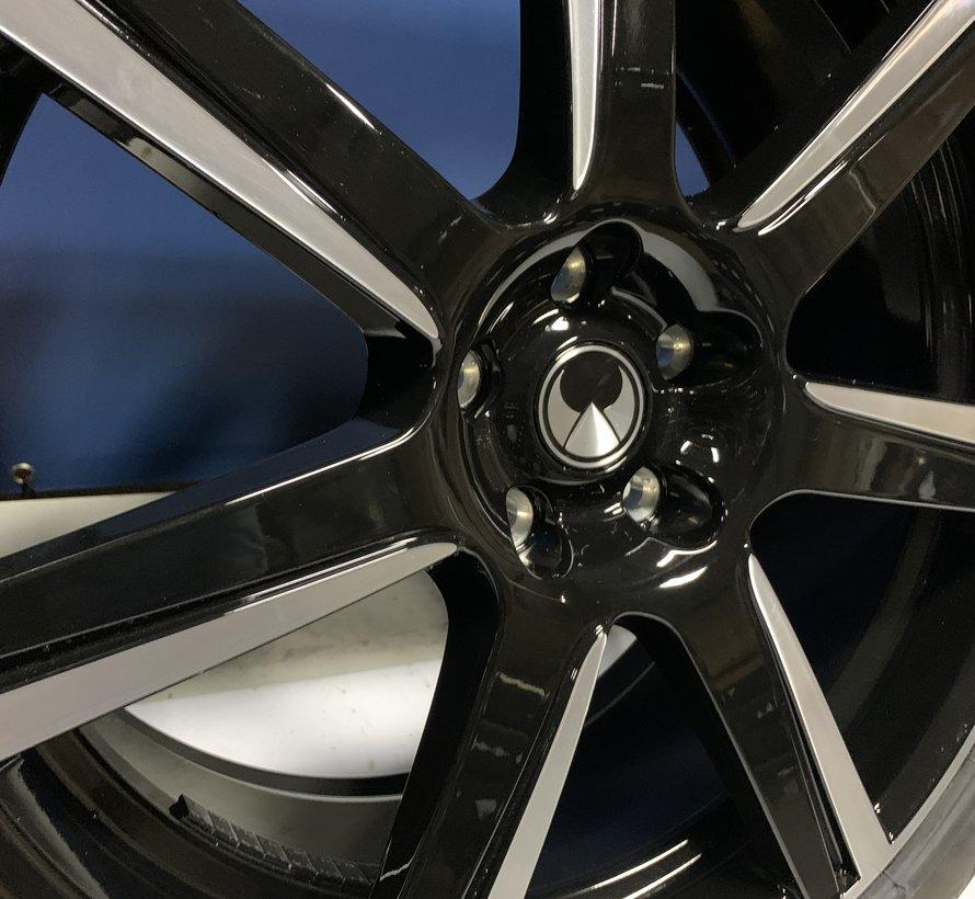 Volvo 19 inch Heico Volution velgen + zomerbanden V90 / S90 / V60 / S60