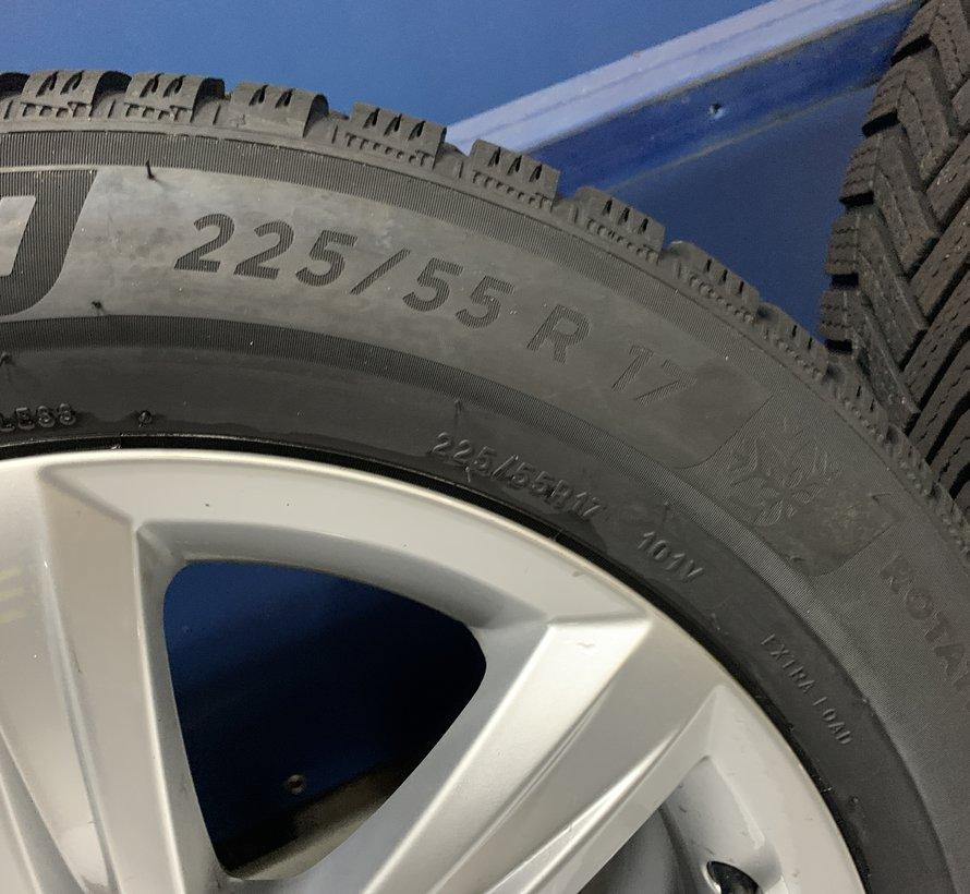 Volvo 17 inch velgen + winterbanden V90 / S90 / D4 / D3 / T4