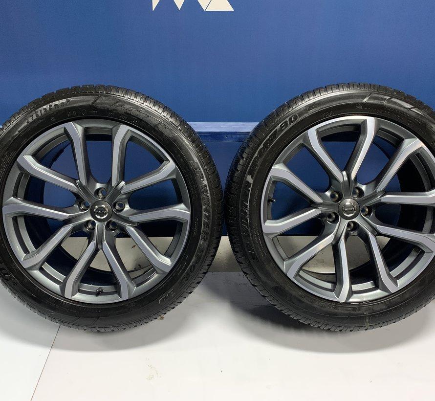 Volvo 20 inch Lesath velgen + Winterbanden  XC90 2015-