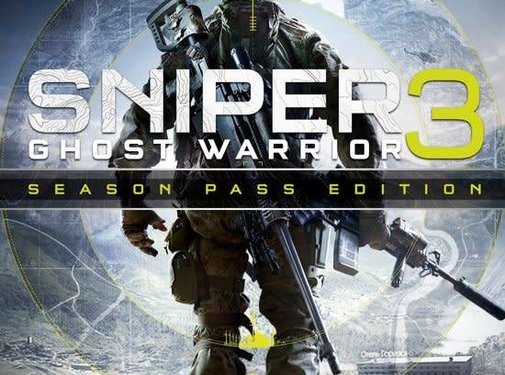 PS4 Sniper Ghost Warrior 3: Season Pass Edition PS4
