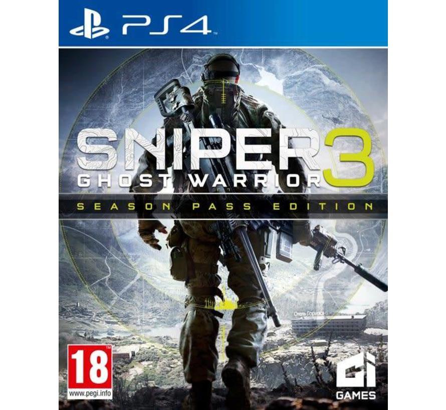 Sniper Ghost Warrior 3: Season Pass Edition PS4