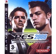 PS3 Pro Evolution Soccer 2008 PS3