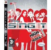 PS3 Disney: Sing It High School Musical PS3