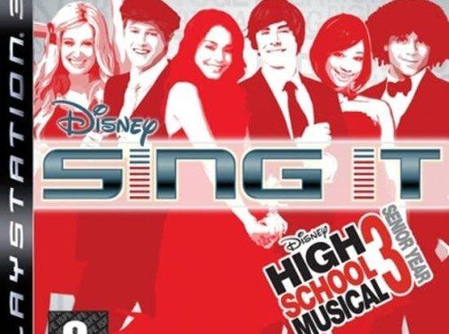 PS3 Disney: Sing It High School Musical PS3
