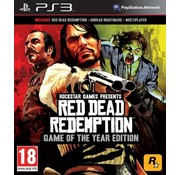PS3 Red Dead Redemption - Game Of The Year Edition PS3