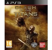 PS3 Clash of Titans PS3