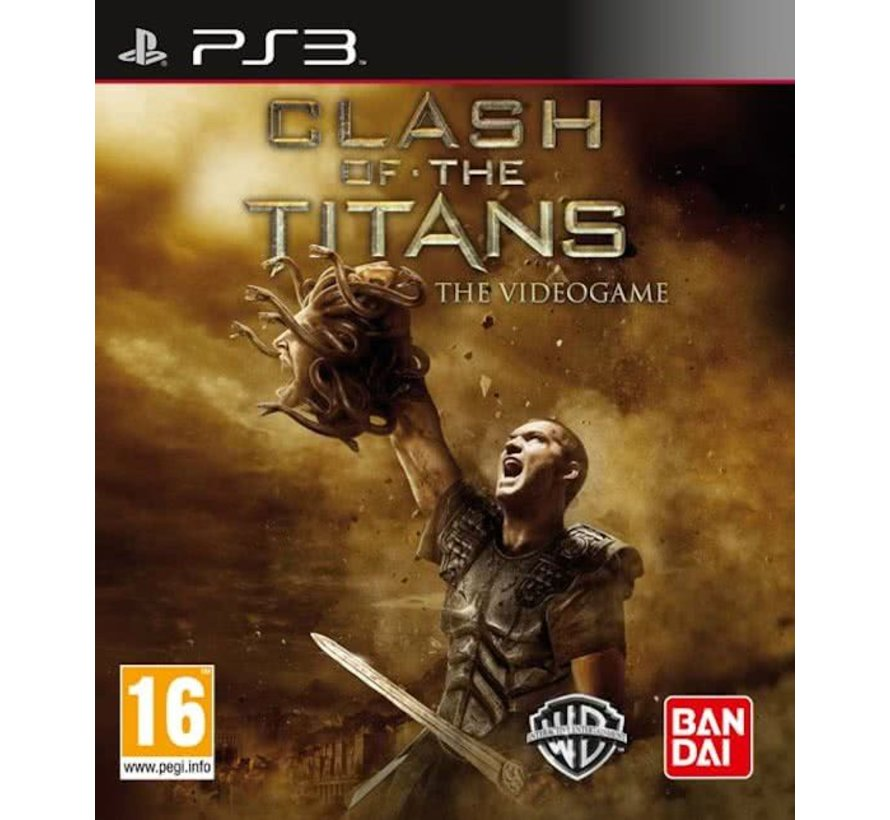 Clash of Titans PS3
