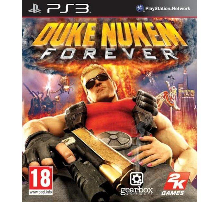 Duke Nukem: Forever PS3