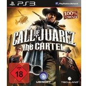 PS3 Call of Juarez the Cartel PS3