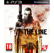 PS3 Spec Ops: The Line PS3