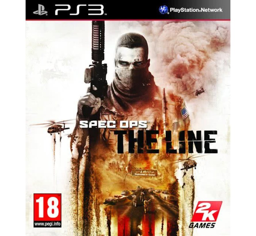 Spec Ops: The Line PS3
