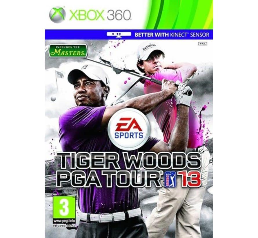 Tiger Woods PGA Tour 2013 - Xbox 360