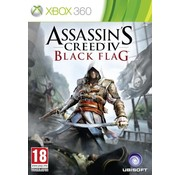 XBOX 360 Assassins Creed IV: Black Flag - Xbox 360