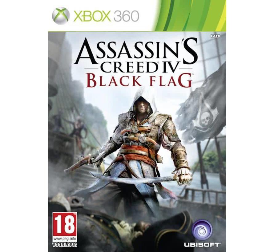 Assassins Creed IV: Black Flag - Xbox 360