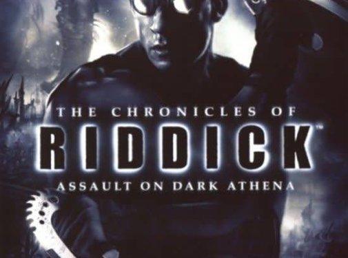 XBOX 360 Chronicles of Riddick: Assault on Dark Athena - Xbox 360