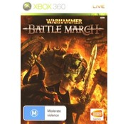 XBOX 360 Warhammer - Battle March - Xbox 360