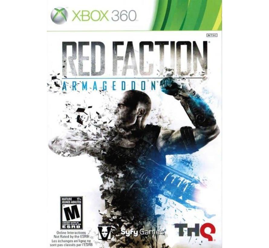 Red Faction: Armageddon - Xbox 360