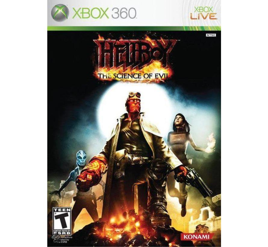 Hellboy - The Science of Evil - Xbox 360