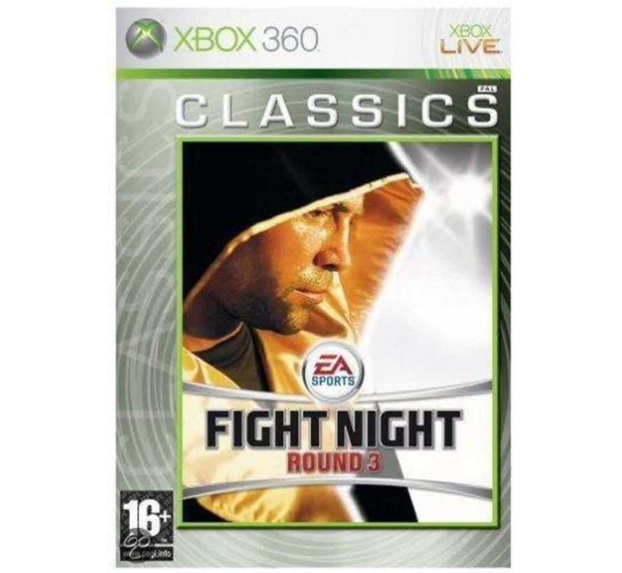 Fight Night Round 3 (Classics) - Xbox 360