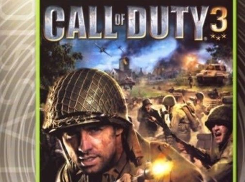 XBOX 360 Call Of Duty 3 - Classic Edition - Xbox 360