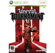 XBOX 360 Unreal Tournament 3 - Xbox 360