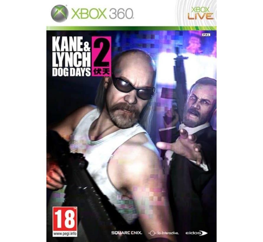 Kane & Lynch 2, Dog Days - Xbox 360