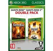 XBOX 360 Saints Row 1 & 2 - Xbox 360