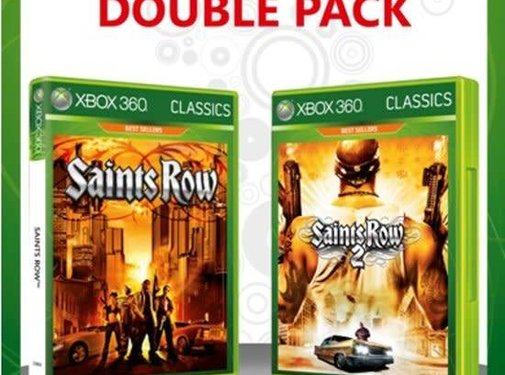 XBOX 360 Saints Row 1 & 2 - Xbox 360