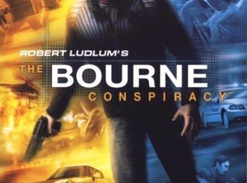 XBOX 360 The Bourne Conspiracy - Xbox 360