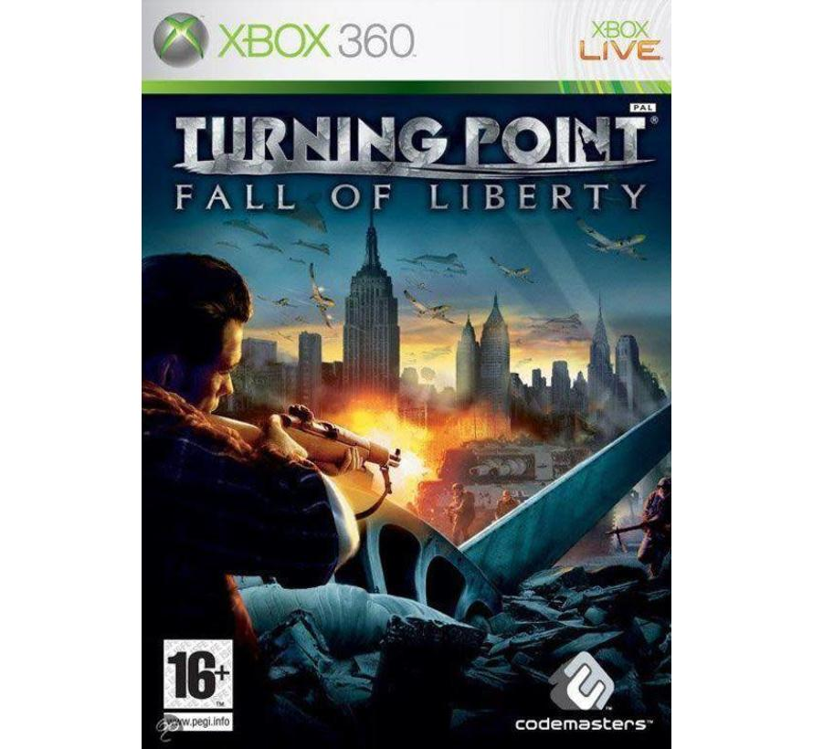 Turning Point - Fall Of Liberty - Xbox 360